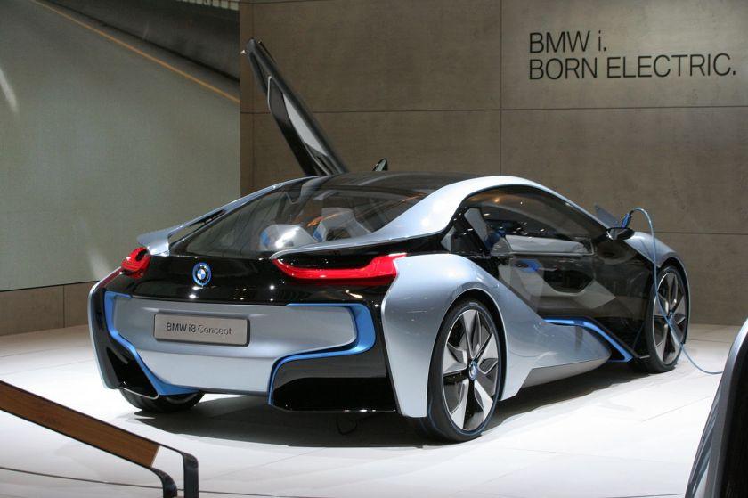 BMW_i8_Concept_rear
