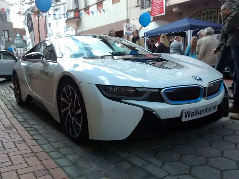 BMW_i8_Frontside