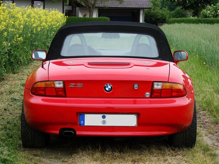 BMWZ3 4Zyl
