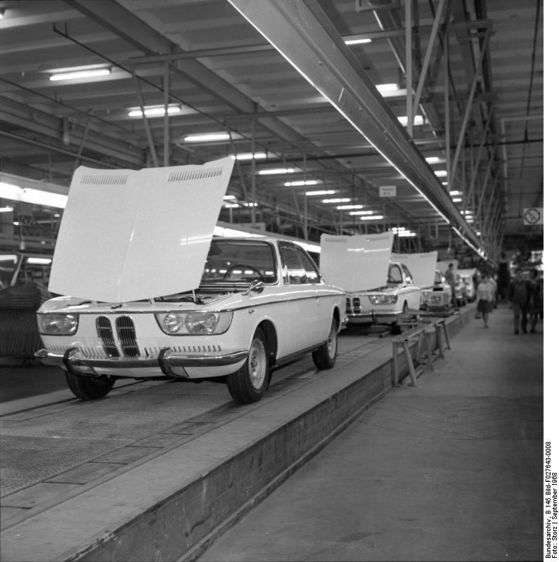 Autowerk BMW-München