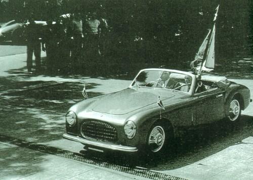Cisitalia 202 Prince Ranieri & Noghes