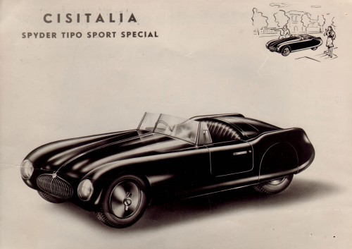 Cisitalia 202 SMM
