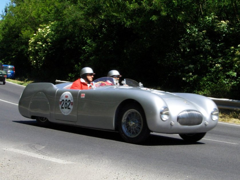 Cisitalia 202 Spider Mille Miglia Nuvolari - 65HP