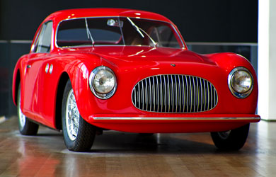 Cisitalia coupe 202c, 1951