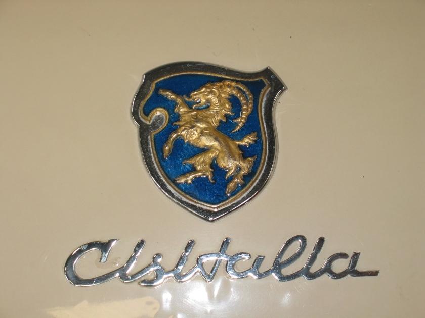 Emblem Cisitalia