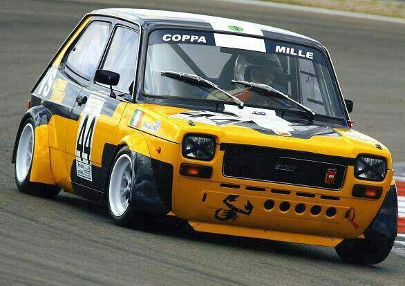 Fiat 127 Abarth a
