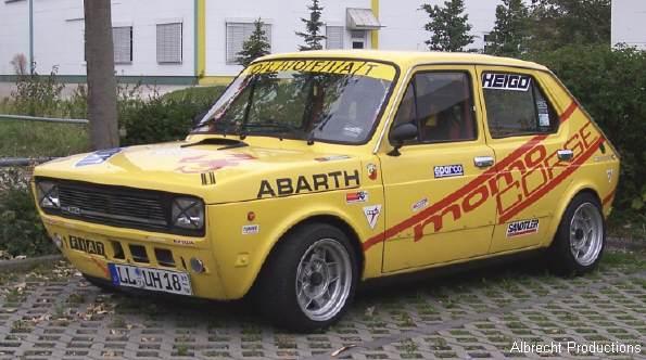 Fiat 127 ABARTH b