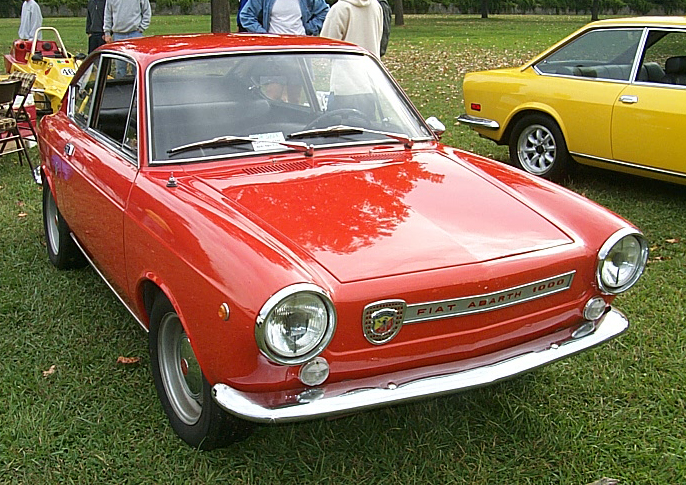 Fiat-Abarth OT 1000 Coupé