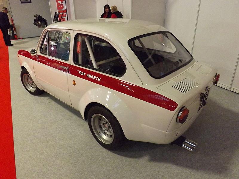 Fiat-Abarth OT 1600 Mostro