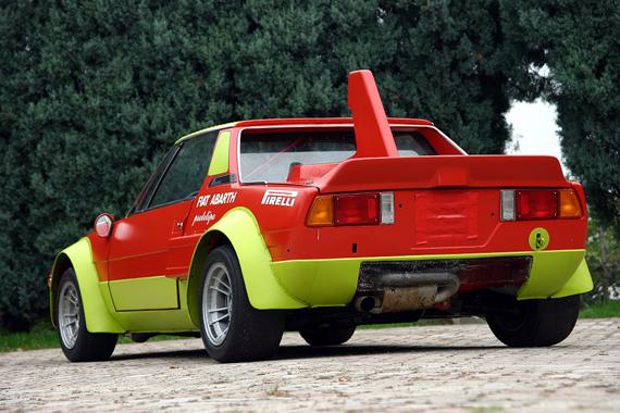 Fiat Abarth X1-9 Prototipo