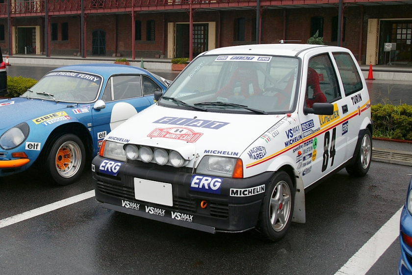 Fiat Cinquecento 900 Trofeo kitcar