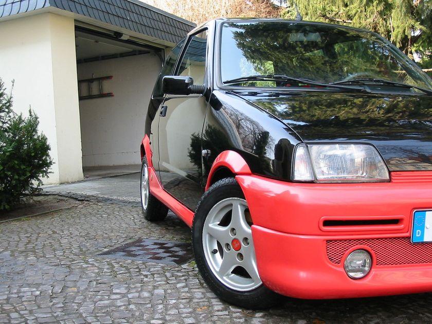 Fiat Cinquecento Abarth a