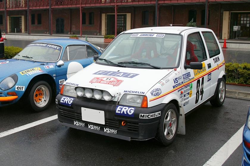 Fiat Cinquecento Trofeo 001