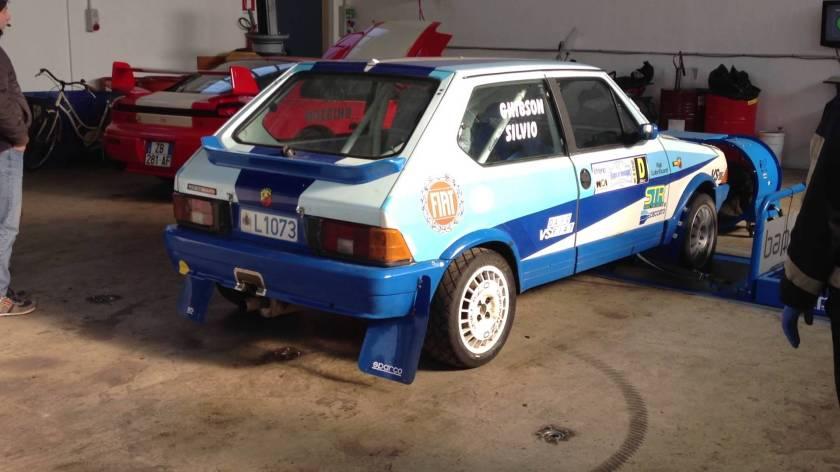 Fiat Ritmo 130 Abarth 145CV