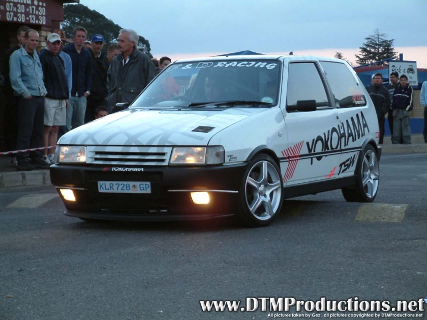 Fiat Uno Turbo Mk2 Abarth