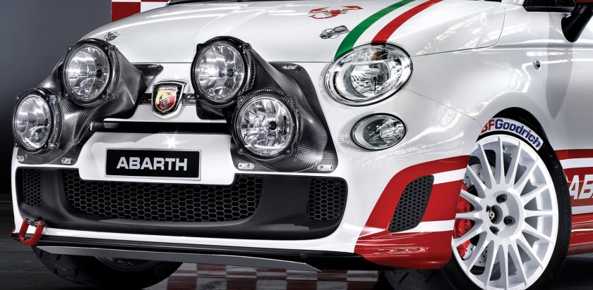 Fiat500USA-Abarth-500 R3T Lights