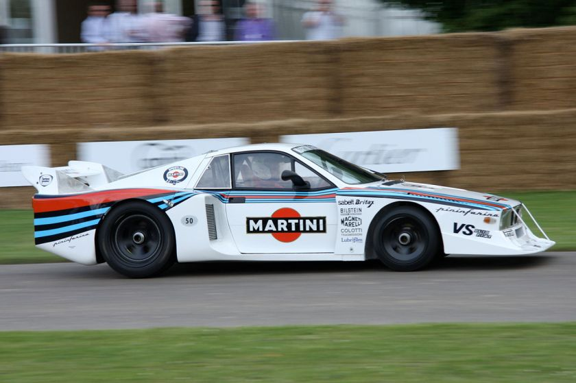 Group 5 Lancia Montecarlo Turbo