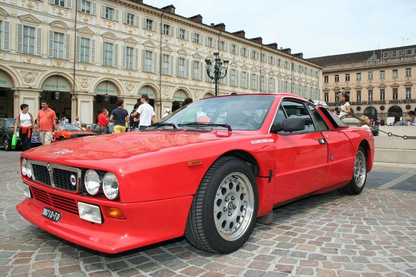 Lancia Rally 037 Stradale Abarth 01