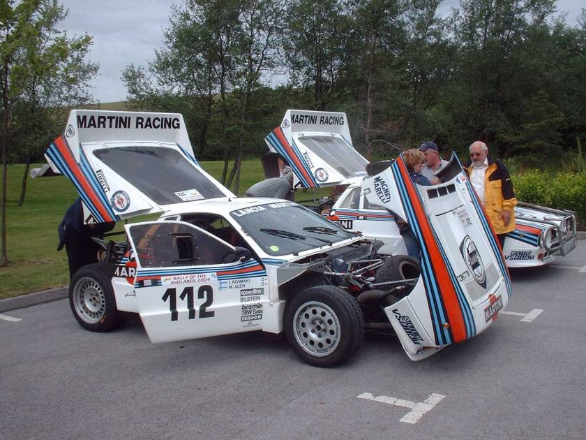 Lancia Rally Abarth 037 17