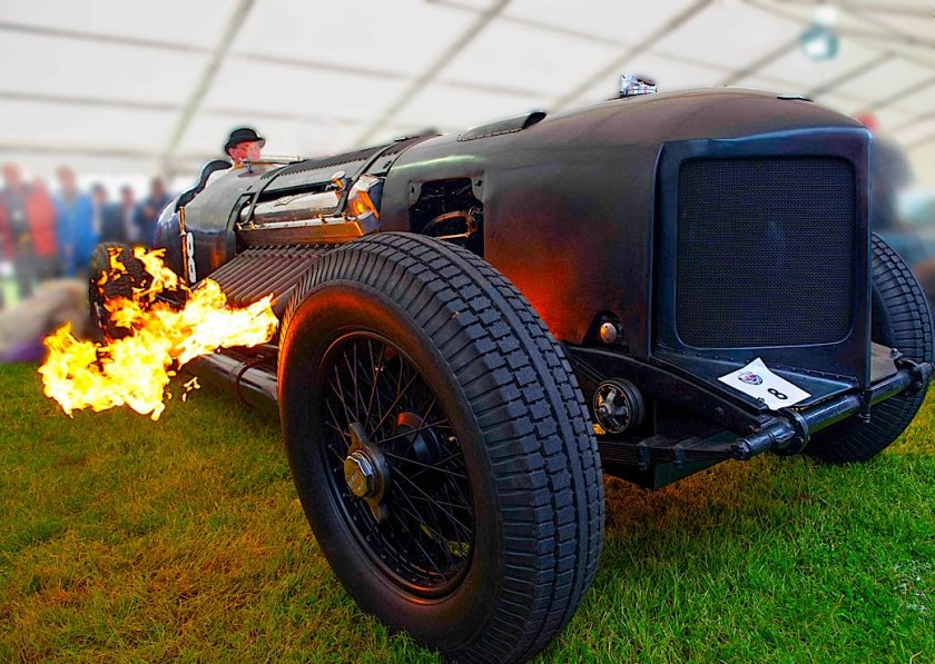 Packard Bentley 42 litre