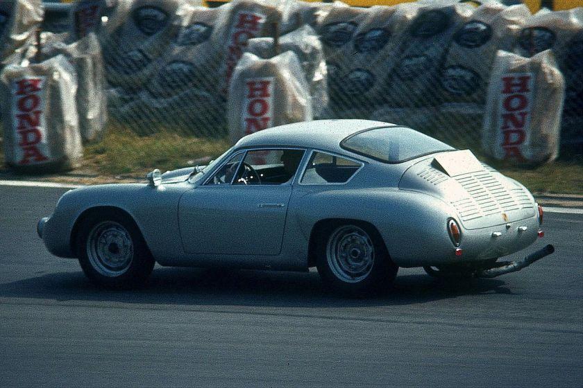 Porsche 356B Carrera GTL-Abarth