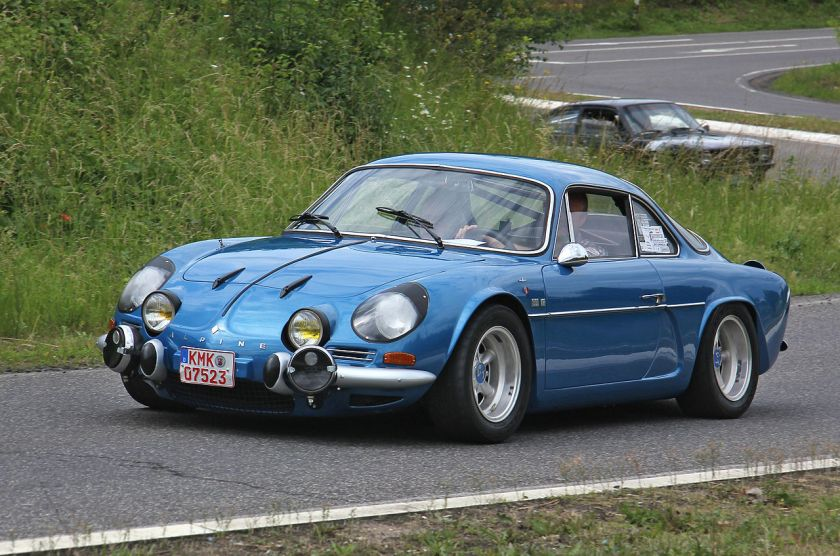 Renault Alpine A 110 (Sp)