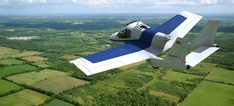 1012p aerocar terrafugiafly