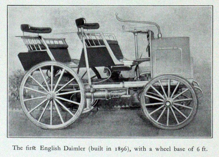 1896 AC Daimler a