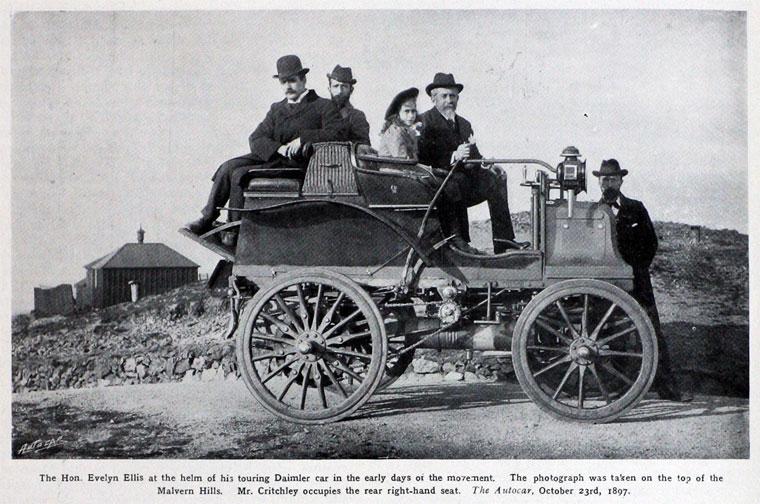 1897 AC Daimler c