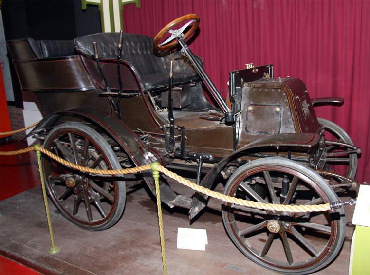 1899 AC Daimler