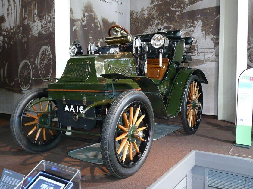 1899 Daimler 12 HP