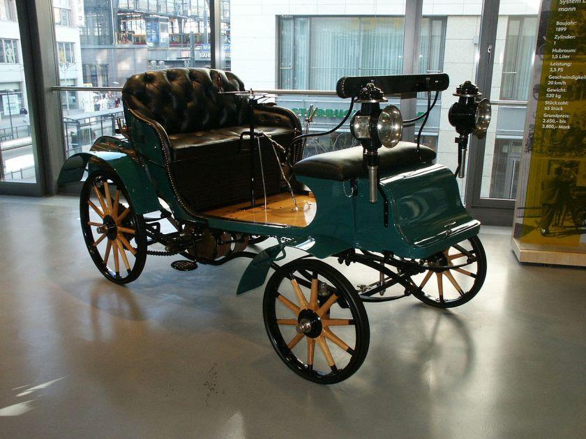 1899–1902 Opel Lutzmann