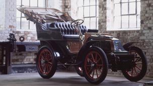 1901 Opel Experience History Heritage 9 hp Motor Car