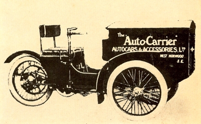 1903 auto carrier