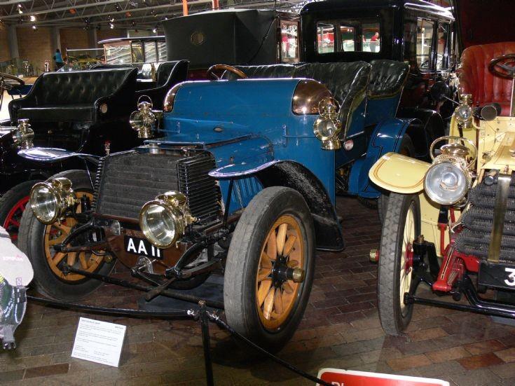 1903 Daimler 22 HP
