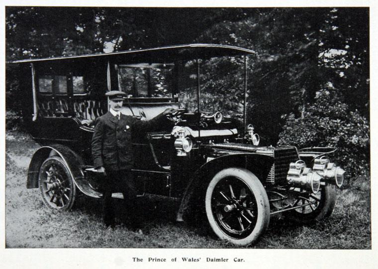 1904 AC Daimler 7
