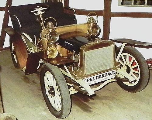 1905 Opel Darracq monocylindre c