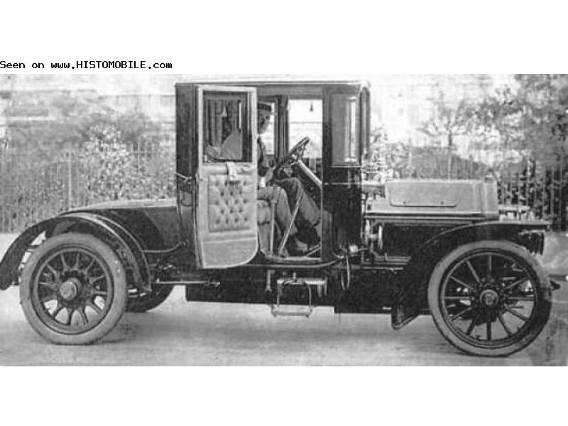 1906-10 Crossley 40 Hp a