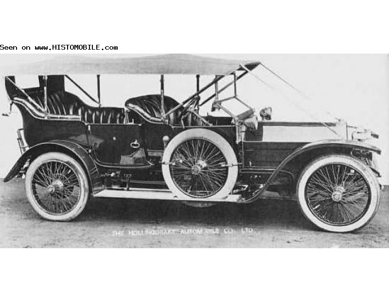 1906-10 Crossley 40 Hp b