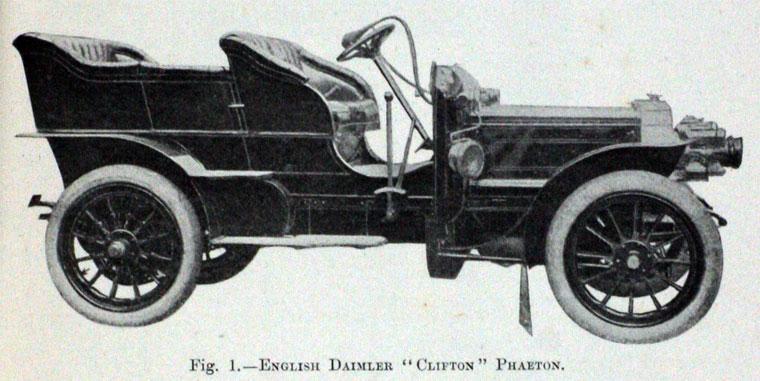 1906 AC Daimler