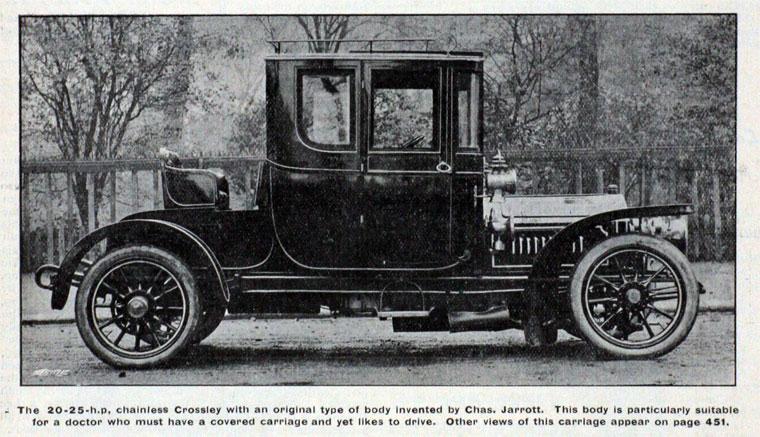1906 Crossley 1