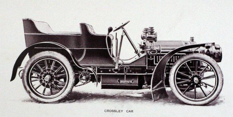 1906 Crossley