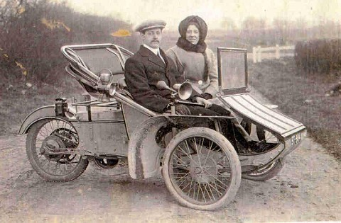 1908 AC Sociable 5-6 hp