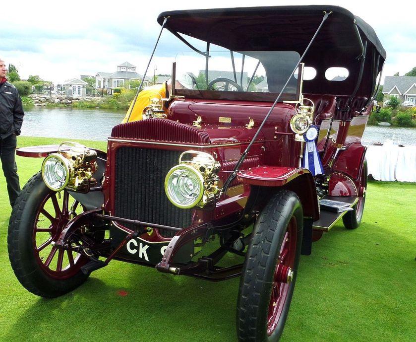 1908 Daimler 48hp 4cyl 9.237l 5145