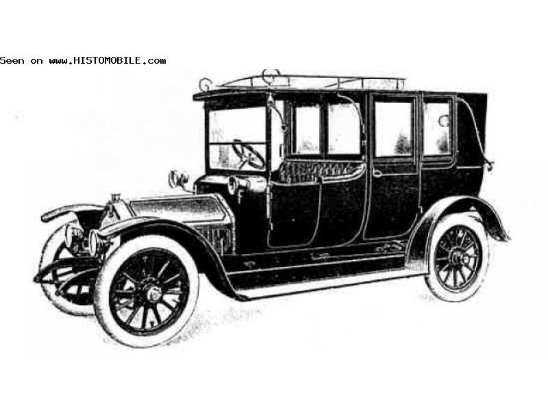 1909-19 Crossley 20 Hp ,20,25 a