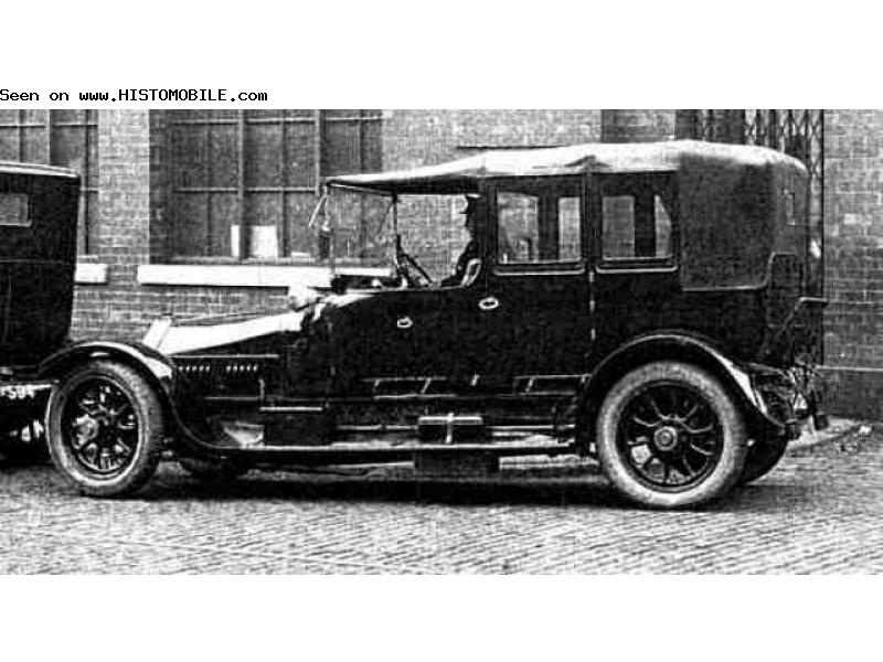 1909-19 Crossley 20 Hp ,20,25 b