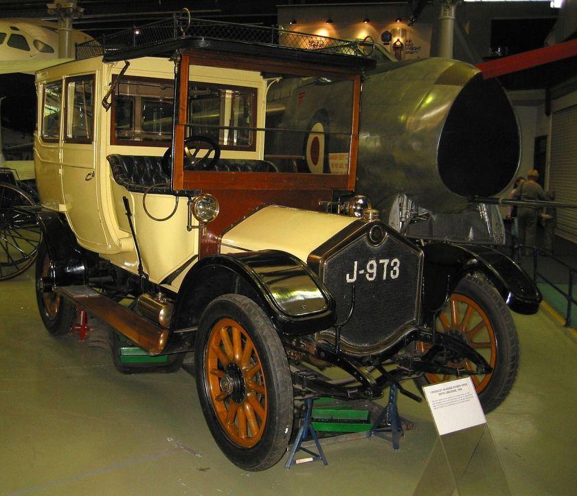 1909 Crossley 20-25