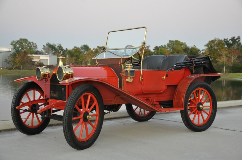 1909 Hupmobile-Model-20-runabout