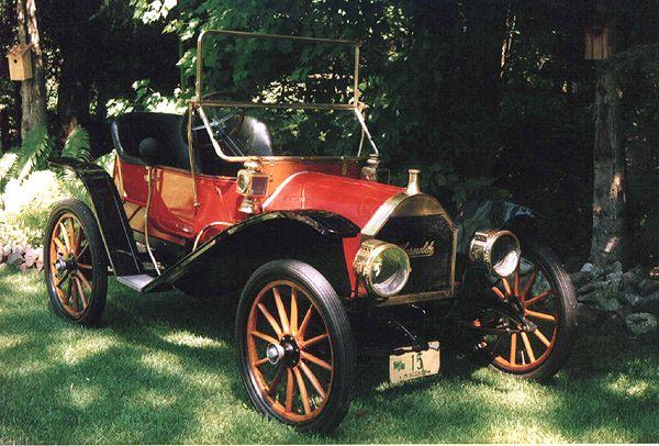 1909 Hupmobile Runabout, USA 1909