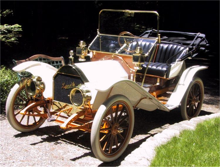 1909 Hupmobile Runabout, USA